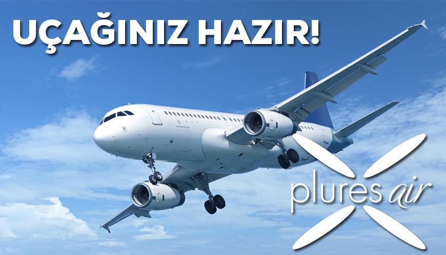 özel uçak kirala